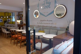 Exploring Passy-Paris- Tea room The Cool