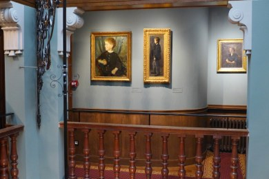 Musee Jean Jacques Henner-Paris-2nd floor-01