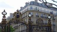 Parc Monceau Paris - Avenue Van Dyck