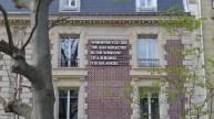 Parc Monceau Paris - Building Avenue Van Dyck