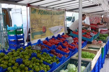 Marche-Saxe-Breteuil-Paris-La Tomate d'Alençon