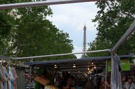 Marche-Saxe-Breteuil-Paris-The Eiffel Tower