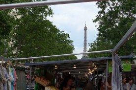 Marche-Saxe-Breteuil-Paris-The Eiffel Tower