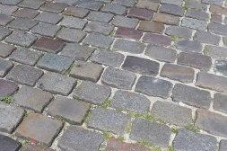 Montmartre- Cobbled streets