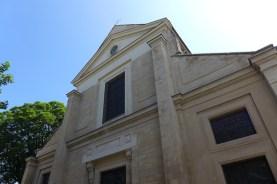 Saint Pierre de Montmartre - the front