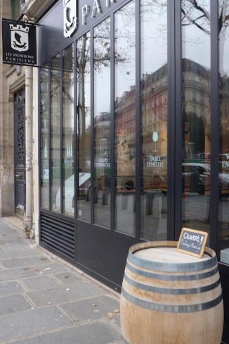 Les Vignerons Parisiens-Open Come in