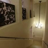 Musee de la chasse et de la nature - Main stairs