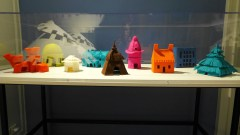 Women House-Laure Tixier-Felt Houses-1