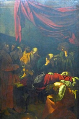 Musee du Louvre - The Death of the virgin