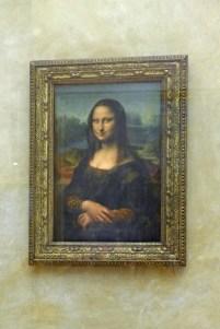 Musee du Louvre - Mona Lisa