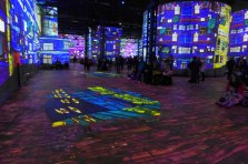 Atelier des lumieres-Paris-Hundertwasser-04