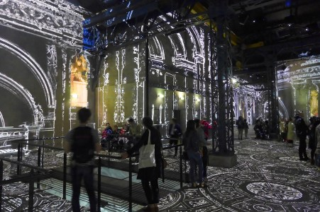 Atelier des lumieres-Paris-Klimt-02