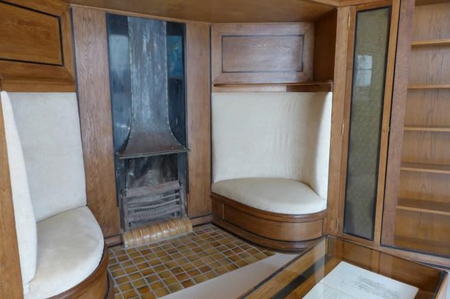 Institut Giacometti-Paris-Art Deco panelling