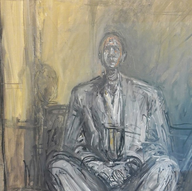 Institut Giacometti-Paris-Portrait of Jean Genet