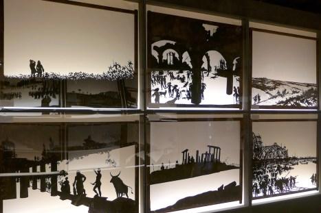 Musee de Montmartre - Paris - Le Chat Noir - Theatre d ombres