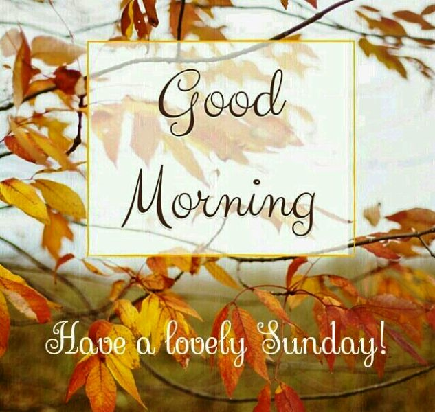 Sunday Prayers Morning Good Blessings And