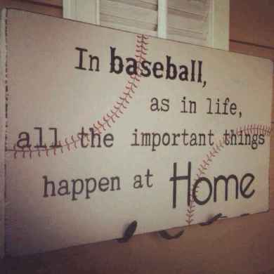 54 Short and Inspirational Family Quotes with Images Comparing baseball and family quotes
