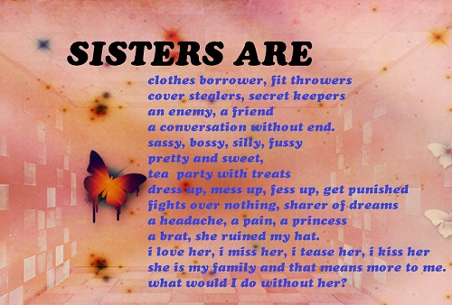 Sisters Love Brother Quotes