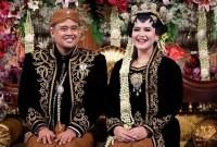 Jawi Jangkep Gambar Pakaian Adat Jawa Tengah