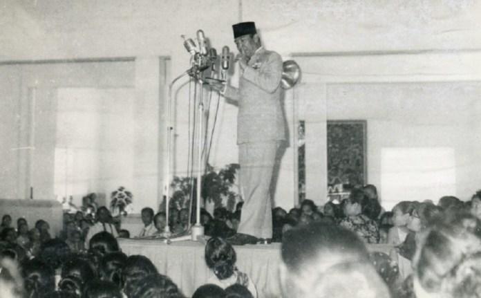 Indonesia 1965 Sukarno