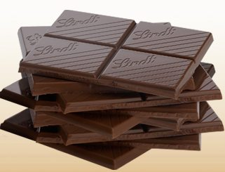 dark chocolate, Lindt Corp photo
