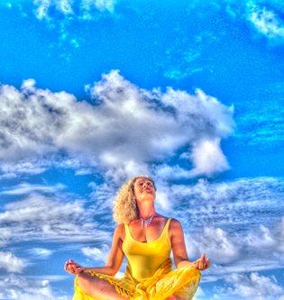 meditator by Sun Star