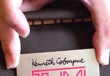 Kenneth Cobonpue / Tumi collaboration teaser