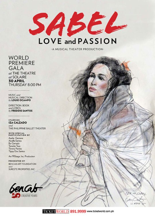 Sabel, Love and Passion
