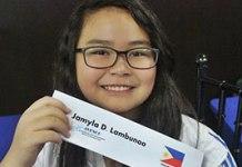 Jamyla Lambunao