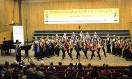 UP Concert Chorus in Poland