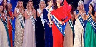 Katrina Kendall - Miss Earth England 2015