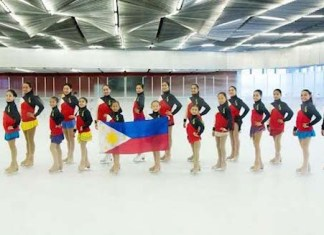 Filipina skaters