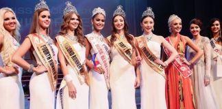 Miss Globe 2015 winners