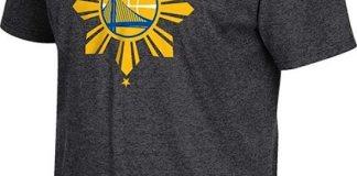 Golden State Warriors Filipino Heritage shirt