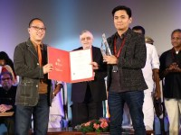 Jun Lana wins Best Director in India film festival