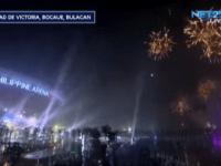 INC New Year celebration breaks Guinness Records