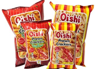 Oishi products
