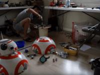 Filipino student creates DIY Star Wars BB-8 Droid