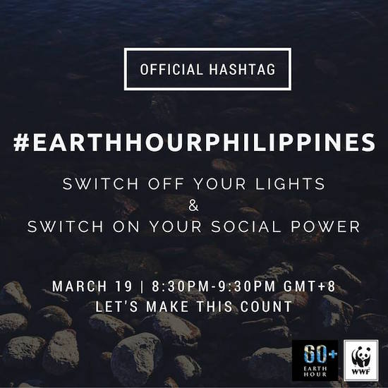 Earcth Hour Philippines