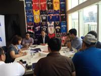 NBA opens 1st Southeast Asia base in PH