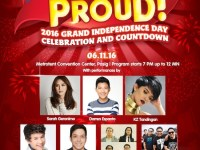 Jollibee stages grandest star-studded Independence Day bash on June 11