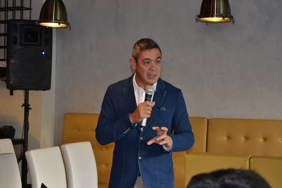 PLDT Coffee Talks with Anthony Pangilinan