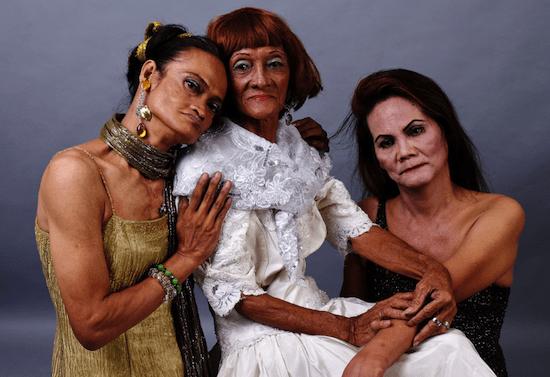 Reynas Delas Flores -  Manila's Golden Gays