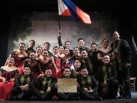 UP Madz win Choral Grand Prize in Italy