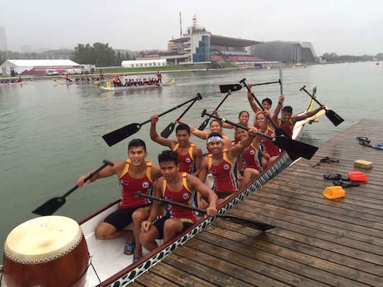 2016 ICF Dragon Boat World Champions