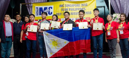 Math Team Philippines