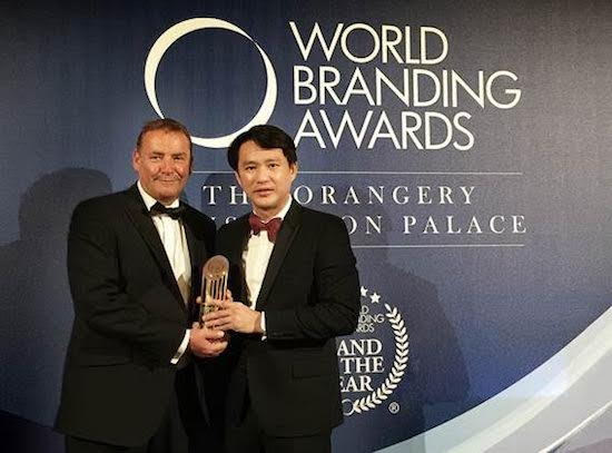 SM Supermalls wins the prestigious Brand of the Year Award