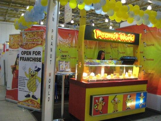 Peanut World store