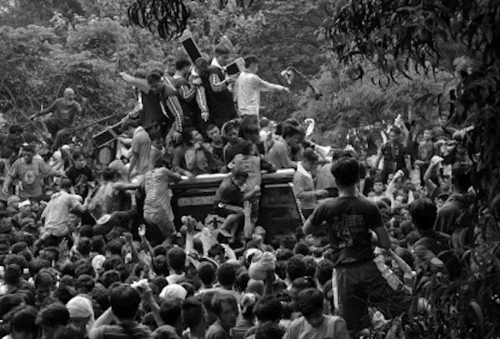 The Feast of Black Nazarene