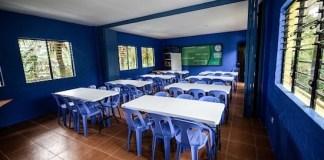 Ecodemya eco-friendly classroom